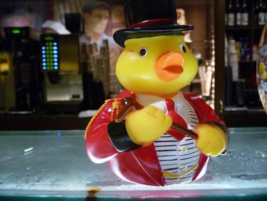 The Peabody Memphis: Peabody Ducks abound!