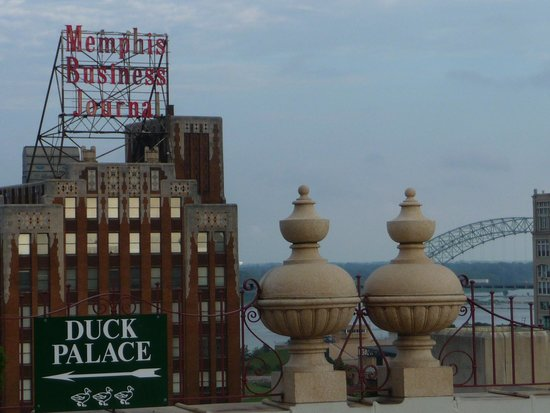 The Peabody Memphis: rooftop