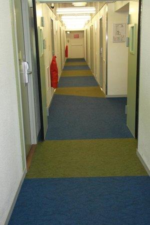 Ibis Budget Issy Les Moulineaux : couloir