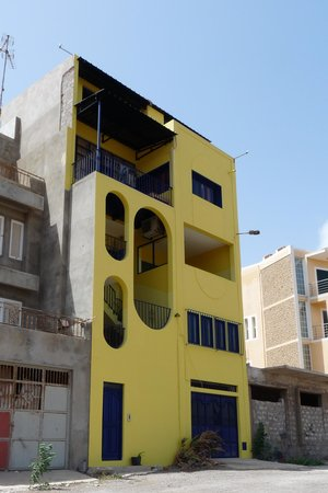 Residencial Alto Fortim : The building