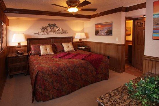 Biscayne Suites: Presidential Suite Master Bedroom