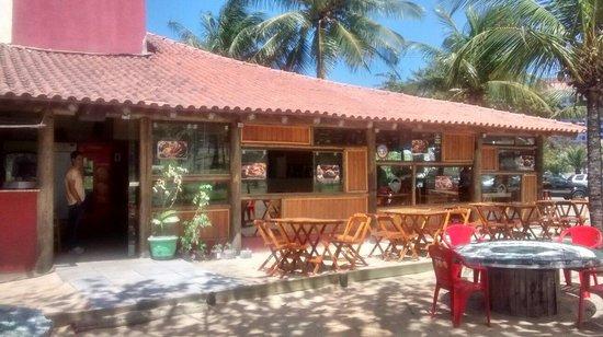 Praia do Caranguejo - Curva da Jurema