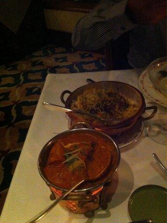 Rang Mahal Restaurant: Dum Aloo