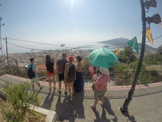 Zante Free Walking Tour