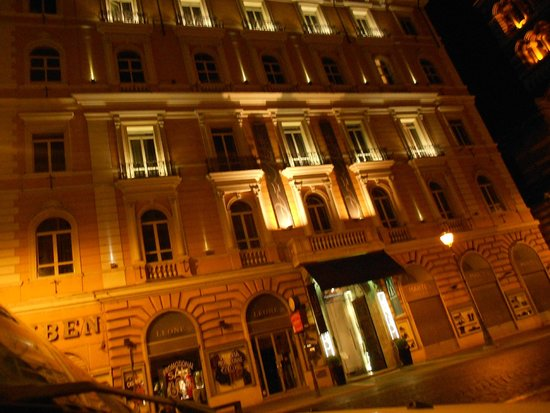 La Griffe Roma - MGallery By Sofitel : frente