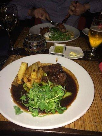 Maiyango Restaurant: Beef