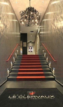Le Clervaux Boutique & Design Hotel: Eingangsbereich