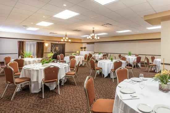 Hotel Universel Quebec: Salle de réunion - meeting room