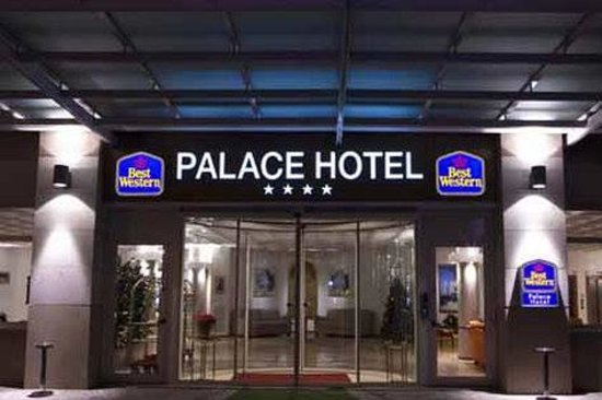 Best Western Palace Hotel: Nice hotel to stay at while visiting San Marino