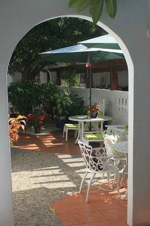 My Aruban Home: La entrada