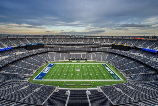 MetLife Stadium, New York Jets football stadium - Stadiums of Pro ...