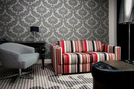 Le Clervaux Boutique & Design Hotel: Suite Château