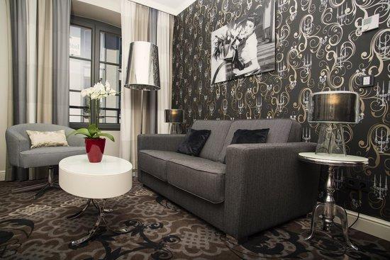 Le Clervaux Boutique & Design Hotel: Suite Classic