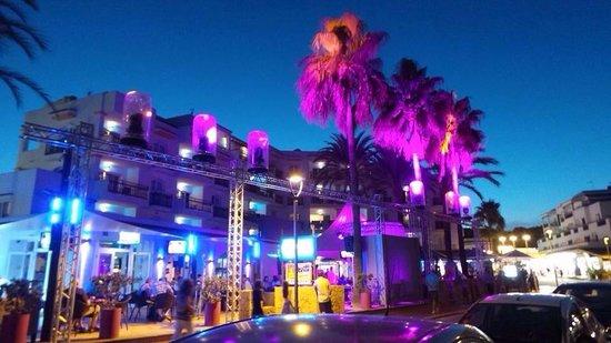 Invisa Hotel Ereso: Es Cana beach front