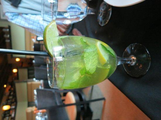 Fernie Cattle Company: Green Tea Mojito