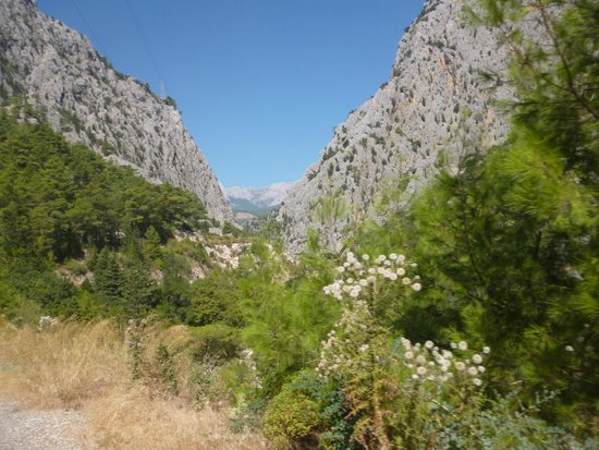 Taurus Mountains : Goynuk Canyon