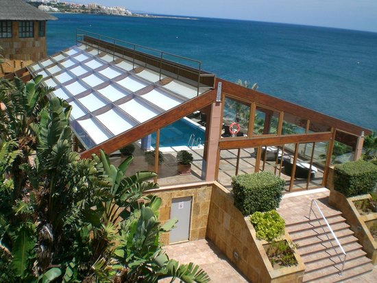Gran Hotel Elba Estepona & Thalasso Spa: Piscine couverte (adultes)