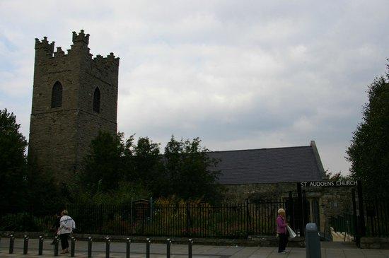 St. Audeon's Church: St Auden
