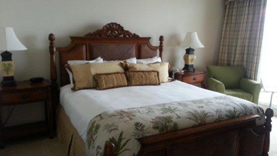 Calypso Resort & Towers: Bedroom