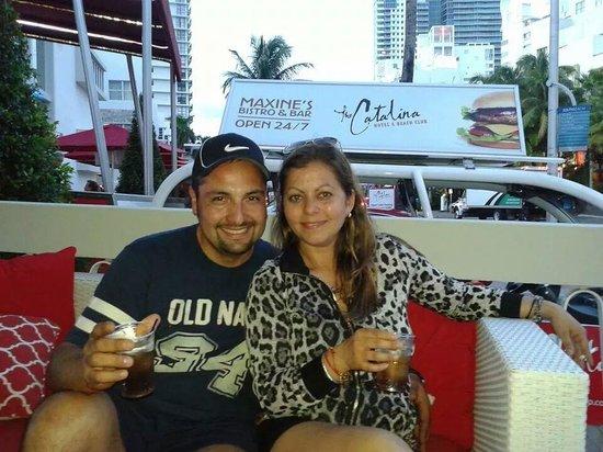 Catalina Hotel & Beach Club: Happy hours