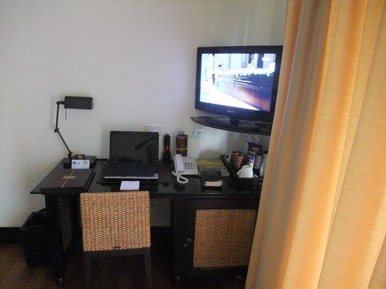 Ansara Hotel: 部屋