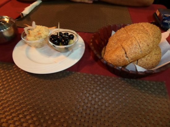Chez Mario : As melhores azeitonas que comi