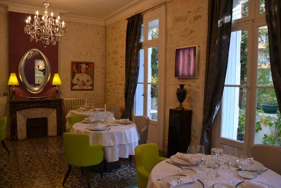 L'Atelier Gourmand : salle principale