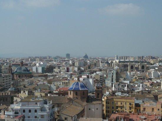 Miguelete: Вид с башни