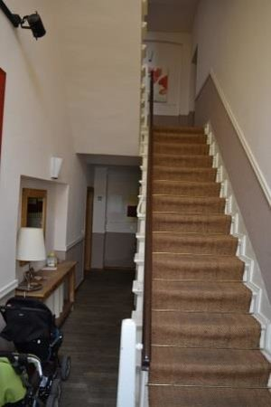 Schoenhouse Apartments: Hall dos apartamentos
