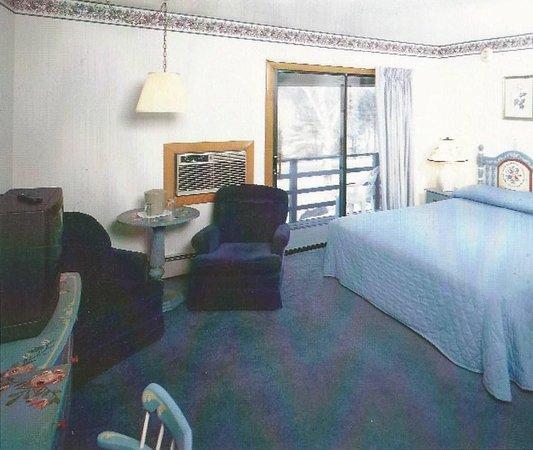 Dalem's Chalet: room 21