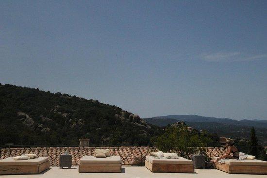 Petra Segreta Luxury Resort & Spa: Pool area