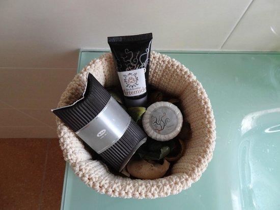 B&B Artemide: In the bathroom