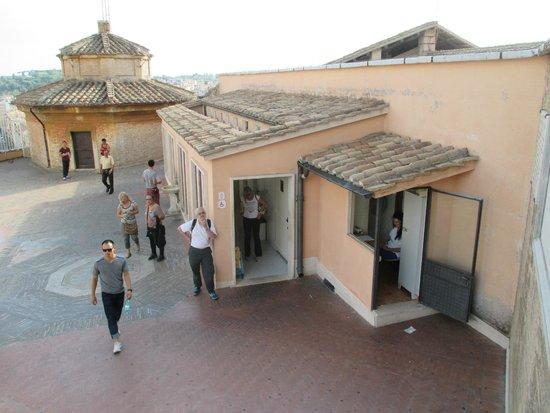 Foto de cupola di san pietro ciudad del vaticano le - Le finestre sul vaticano ...