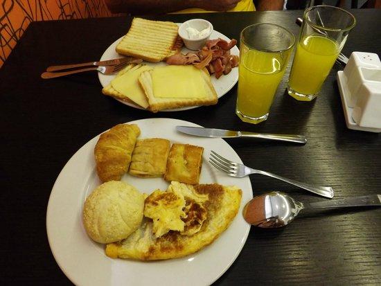 Atlantis City Hotel: colazione ottima