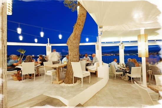 Talamanca, España: Sa Punta dining