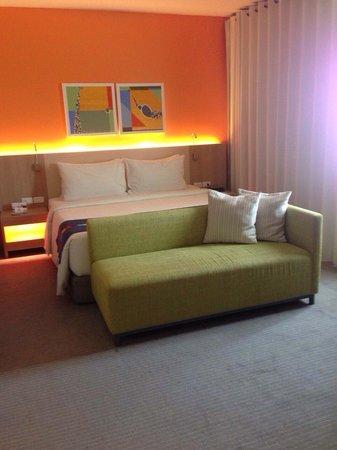 Park Inn by Radisson Davao : Nice bed