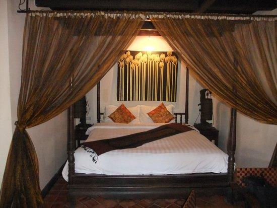 Ramayana Boutique Hotel: 部屋