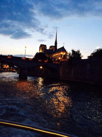 Paris en Scene - Diner croisiere: Paris By Night!