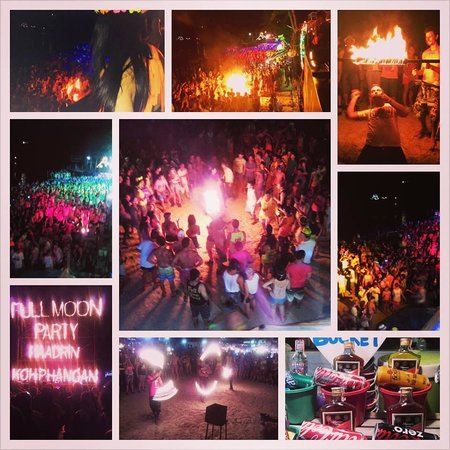 Full Moon Party: Full Moon or Not, PARTY!!!