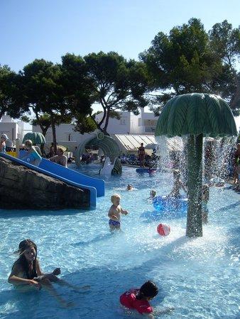 Club Calimera Es Talaial: piscine enfant