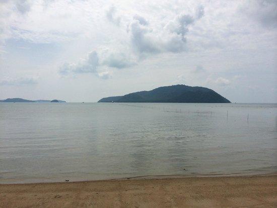 Serenity Resort & Residences Phuket : View from beach