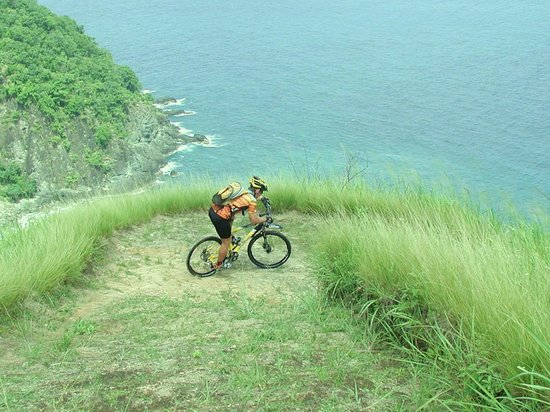 Bon Accord, Tobago: Biking in Tobago