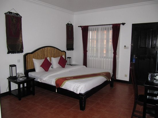 Angkor RF Boutique Hotel: Chambre double