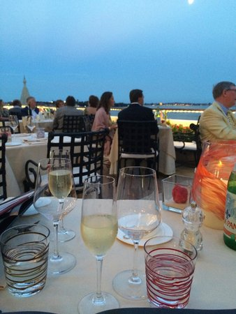 View From Rooftop Terrace Picture Of Restaurant Terrazza