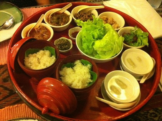 Huen Phen: set menu