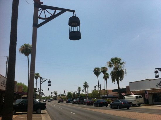 Old Town Scottsdale: Scottdale