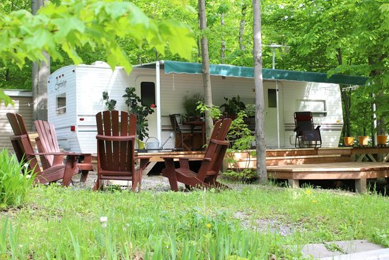 Camping Chalets Juneau: Site 198