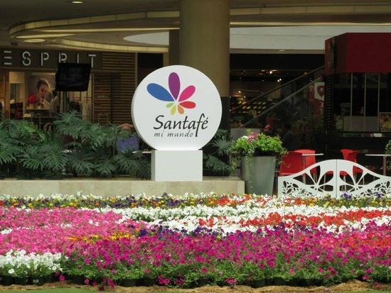 Hotel San Fernando Plaza Medellin: Santa Fe Mall