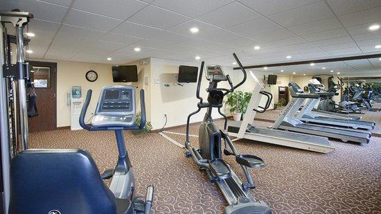 BEST WESTERN PLUS Augusta Civic Center Inn: Fitness Center