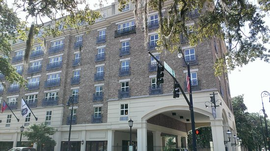 Hampton Inn Savannah - Historic District: Hampton Inn Savannah Historic Downtown